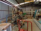steel  factory for sale