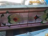 Doors Recycled Leadlight