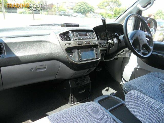 2004 Mitsubishi Delica Chamonix (spacegear)  Wagon