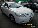 2006 Toyota Camry Altise ACV36R Upgrade Sedan
