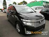2010 Nissan Elgrand HIGHWAY STAR E52 Wagon