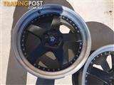 20 inch VF/VE commodore rims with new tyres