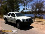 2006 Holden Rodeo  RA LX Dual Cab