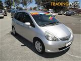 2007 HONDA JAZZ GLi MY06 5D HATCHBACK