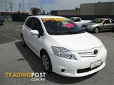 2012 TOYOTA COROLLA ASCENT ZRE152R MY11 5D HATCHBACK
