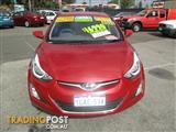 2014 HYUNDAI ELANTRA TROPHY MD SERIES 2 (MD3) 4D SEDAN