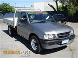 2001 HOLDEN RODEO DX TFR9 P/UP