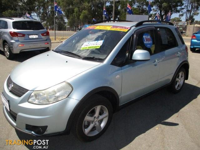 2007 suzuki sx4 4x4 gy 5d hatchback for sale in mandurah wa 2007 suzuki sx4 4x4 gy 5d hatchback. Black Bedroom Furniture Sets. Home Design Ideas