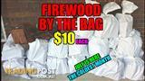 FIREWOOD BY THE BAG