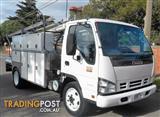 2005 Isuzu NQR450 Service Body