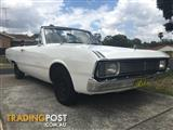 Valiant Convertible - Sold