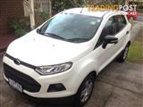 2016 FORD ECOSPORT AMBIENTE BK 4D WAGON