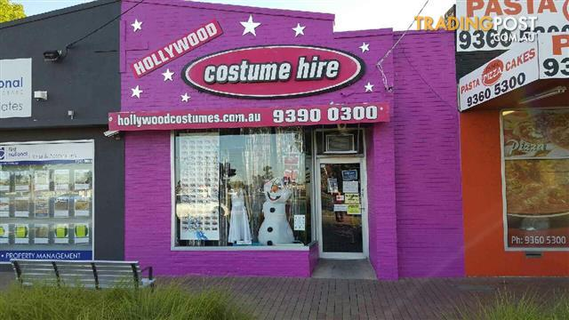 COSTUME HIRE BUSINESS