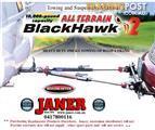 Roadmaster Blackhawk2 All terrain a frame for motorhomes towing