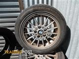 BMW E36 3 SERIES RIMS & TYRES