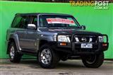 2006  Nissan Patrol ST GU IV Wagon