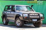 2001  Nissan Patrol ST GU III Wagon