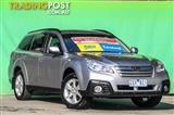 2013  Subaru Outback 2.5i B5A Wagon