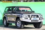 2004  Nissan Patrol  GU III Wagon