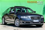 2009  Audi A6  4F Sedan