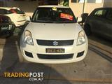 2008 SUZUKI SWIFT RE RALLY EDITION  HATCH