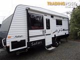"Safari Delta 186 - 18'6"" Touring Van"