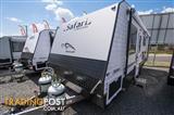 Safari Delta 21 - 21' Touring Caravan