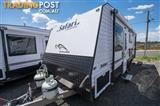 "Safari Delta 206 - 20'6"" Touring Caravan"
