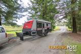 Safari X-Trak 1710 - Off-road touring van