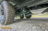"""Safari Legacy 226 Enduro - 22'6"""" Tough road family bunk van"""