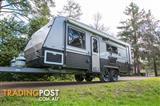 """Safari Legacy 226 Endruo - 22'6"""" Family Bunk Van"""