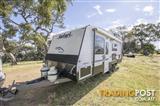 Safari Legacy 21 - 21' Family Bunk Van