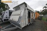 2005 Coromal Corvair - Off-road pop top caravan
