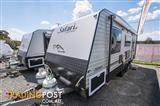 """Safari Legacy 196 - 19'6"""" Family Bunk Van"""