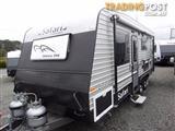 "Safari Delta 206 - 20'6"" Touring Van"