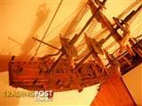 ENDEAVOUR CAPTAIN COOKS SHIP