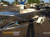 2015  SAVAGE 385 JABIRU (2) L/S BOAT  BOAT