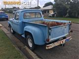 1965 F100 stepside pickup