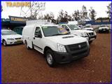2008  HOLDEN RODEO LX RA MY08 C/CHAS