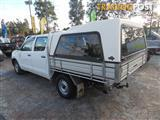 2008  TOYOTA HILUX WORKMATE TGN16R 08 UPGRADE DUALCAB/CHAS