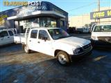 2002  TOYOTA HILUX  LN147R DUAL CAB P/UP