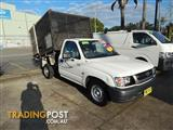 2002  TOYOTA HILUX WORKMATE RZN149R C/CHAS/TIPPER
