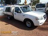 2008  FORD RANGER XL (4x2) PJ 07 UPGRADE C/CHAS