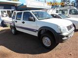 2003  HOLDEN RODEO LX RA CREWCAB/CHASSIS