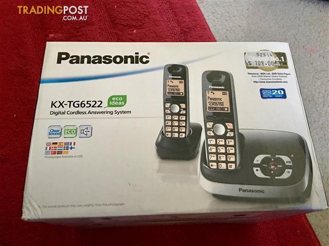 * Panasonic Digital Cordless Phone Set for sale $ 25 ono *
