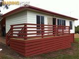 GRANNY FLAT / RELOCATABLE second hand installed