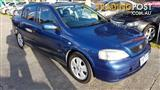 2002 HOLDEN ASTRA CD TS 4D SEDAN
