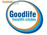 Gym membership - Goodlife