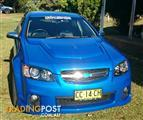 2011 HOLDEN COMMODORE SS-V REDLINE EDITION VE II 4D SPORTWAGON