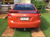 2007 HOLDEN COMMODORE SV6 VE 4D SEDAN